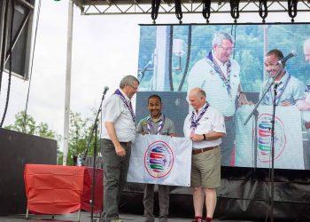विश्व स्काउट सम्मेलनमा नेपाल स्काउटरको विशेष उपस्थिति
