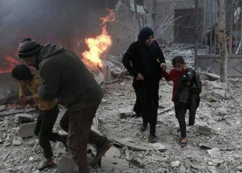 सिरियाको हवाई हमला, २९ टर्किस सैनिकको मृत्यु