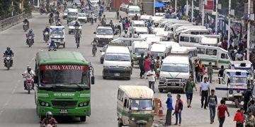 सार्वजनिक सवारी बन्द गर्ने सरकारको तयारी
