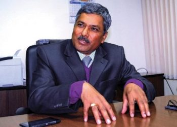 महाप्रसाद अधिकारी नेपाल राष्ट्र बैँकको गभर्नरमा नियुक्त