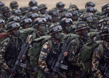 सेनाका लागि अमेरिकाबाट नयाँ हतियार किन्ने,पुराना सशस्त्र प्रहरीलाई