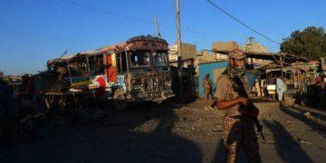 कराँचीमा बम बिस्फोटः ३ को मृत्यु, १५ जना घाइते