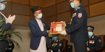 आचरण ठिक नभएको भन्दै पत्रकार खेमराज खनालको 'नेपाल प्रहरी स्मारक गुठि' सदस्यता खारेज