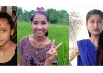 बर्दियाबाट हराएका तीन किशोरी बर्दघाटमा भेटिए